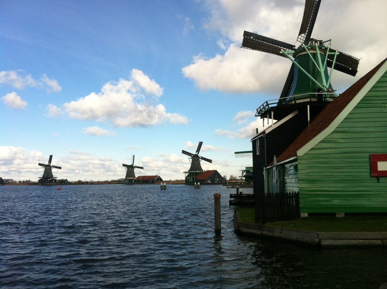 Zaanse Schans tours from Amsterdam