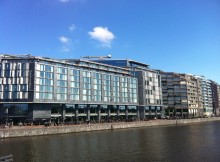 Double Tree by Hilton Hotel Amsterdam
