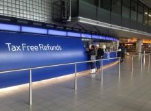 Tax Free Refund Schiphol