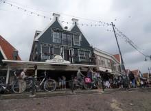Volendam village