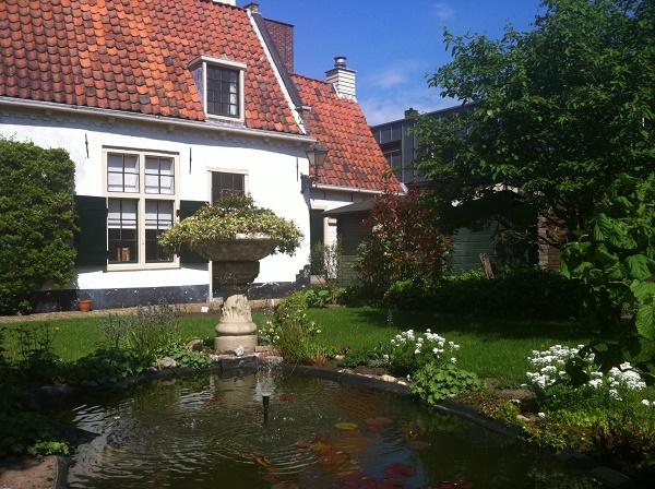 Haarlem, hofje