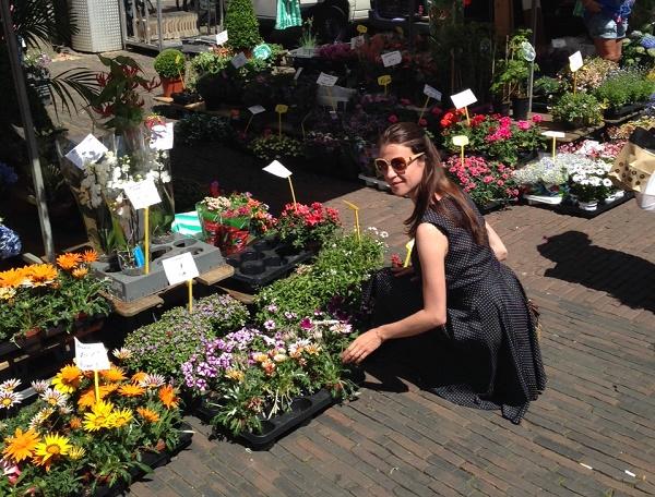 Haarlem, Saturday market