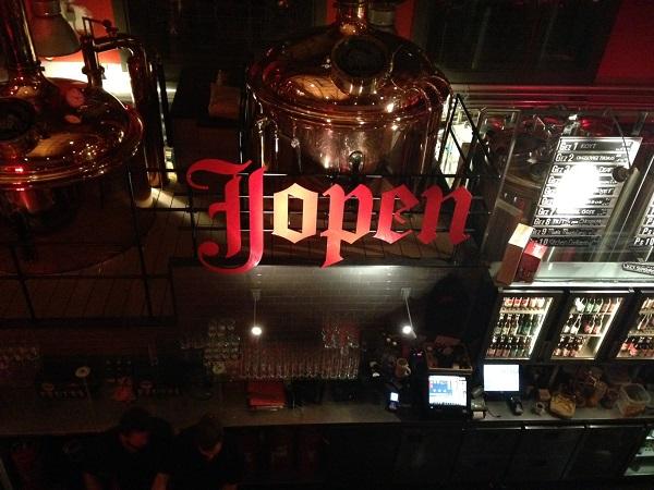 Jopenkerk brewery Haarlem