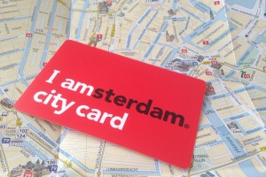 Hits for using I amsterdam city card