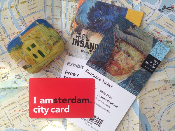 I amsterdam city card, price, what's included, review