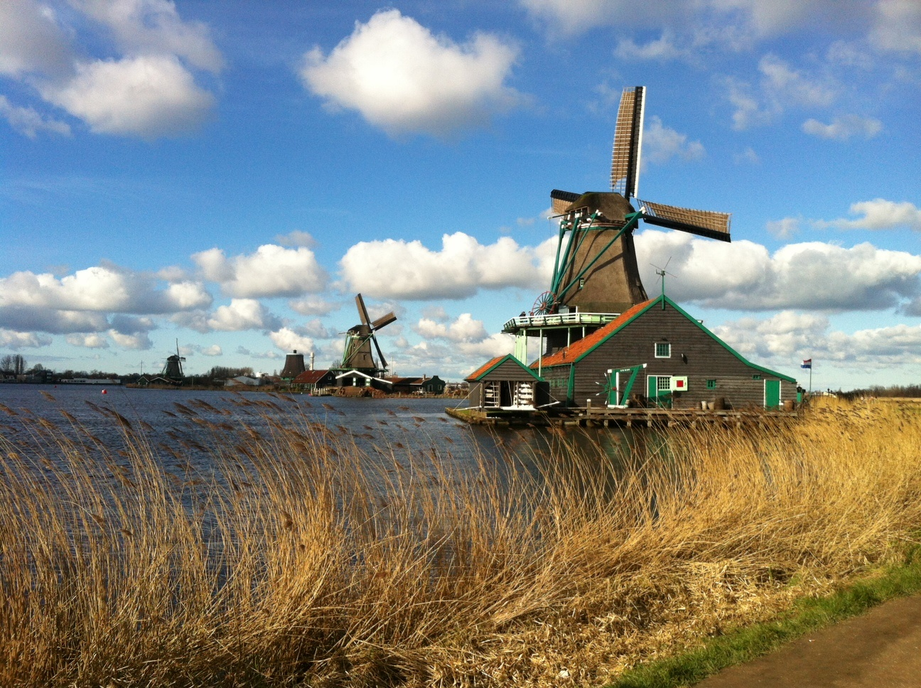 Tours to Zaanse Schans from Amsterdam