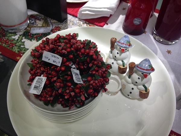Christmas shopping De Bijenkorf