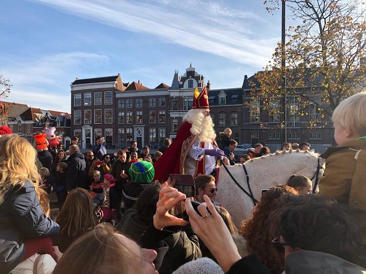 Sinterklaas Holland, horse Amerigo