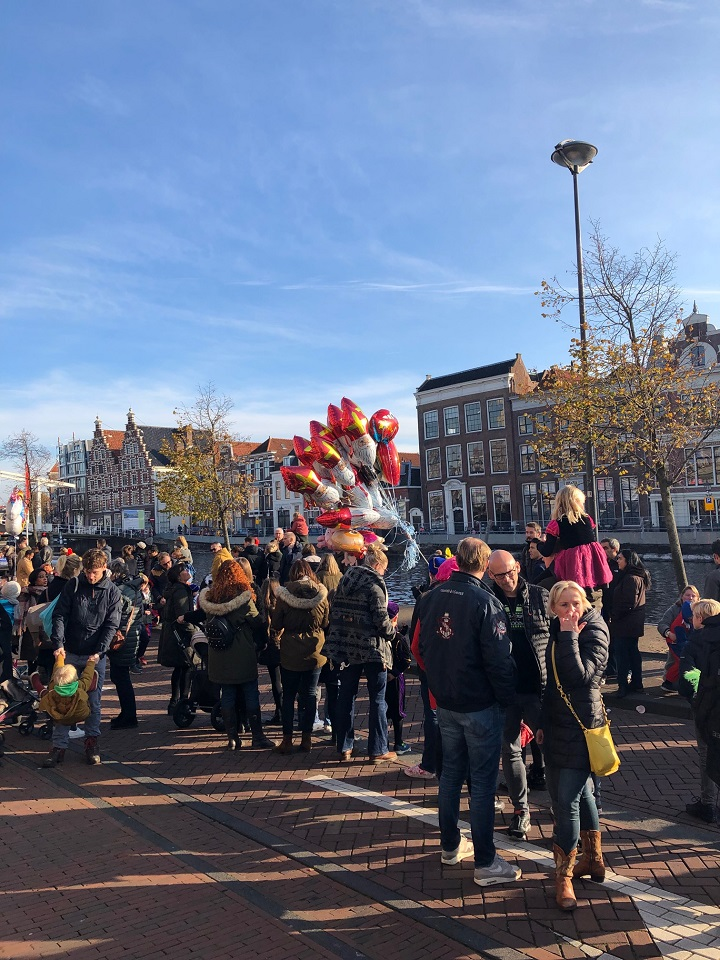Who is Sinterklaas in the Netherlands?
