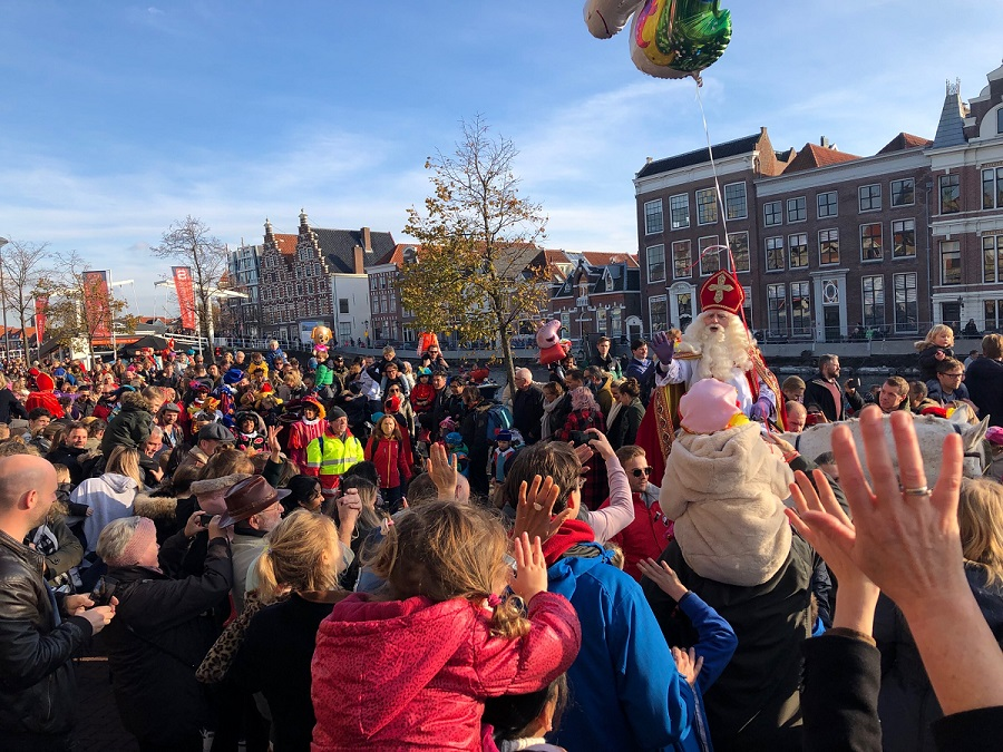 Sinterklaas Holland