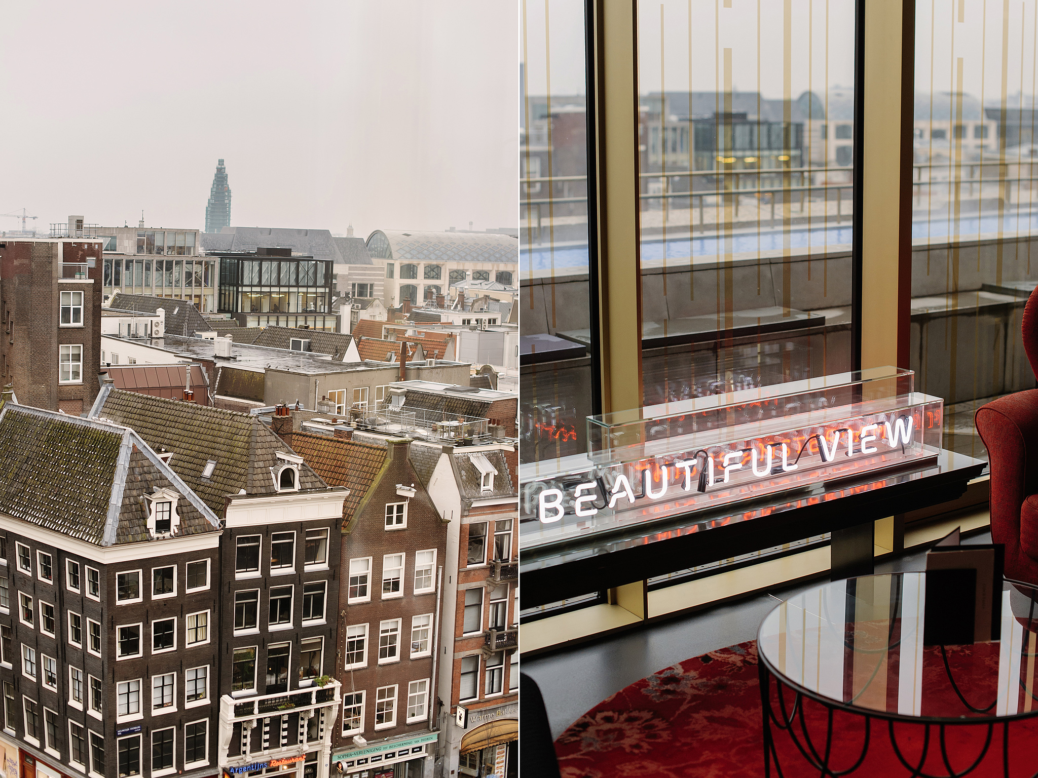 W Lounge Amsterdam
