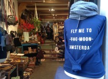 Best shoppin locations in Amsterdam