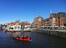 Book a canal cruise in Amsterdam