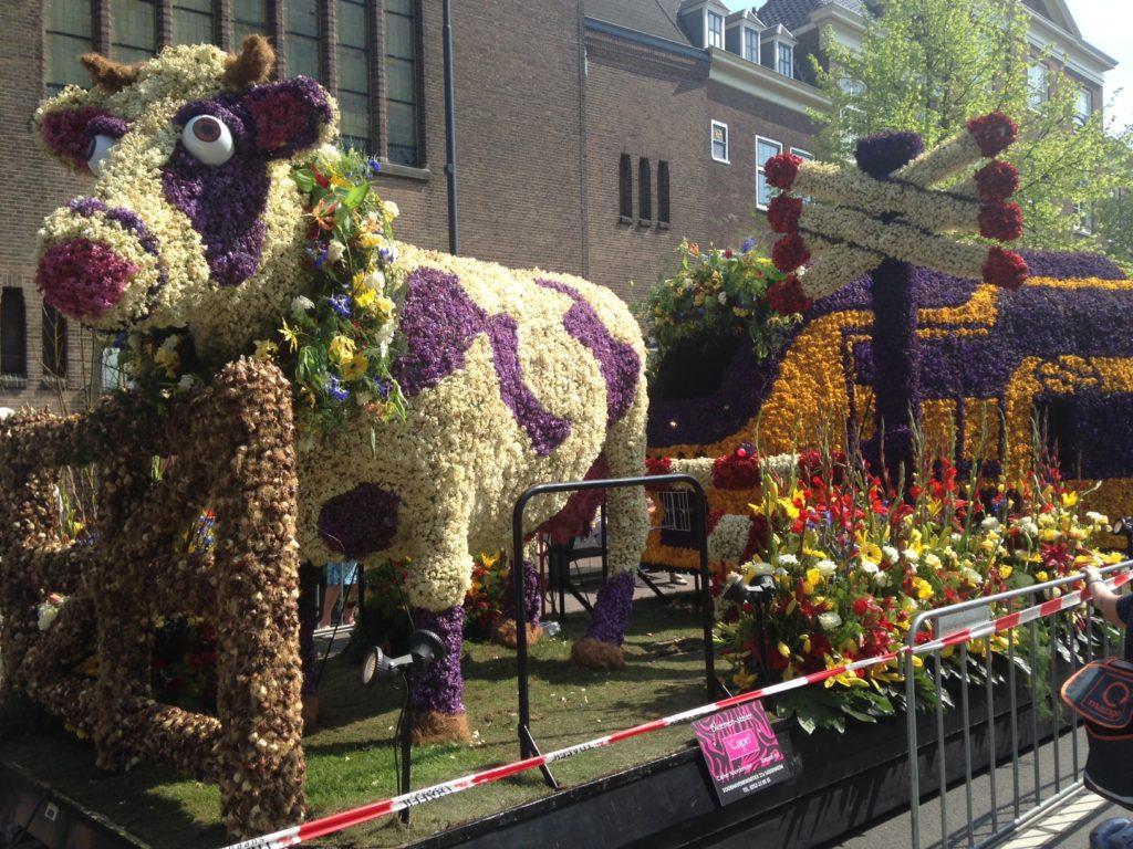 Flower Parade the Netherlands (Keukenhof, Lisse, Haarlem, Noordwijk)