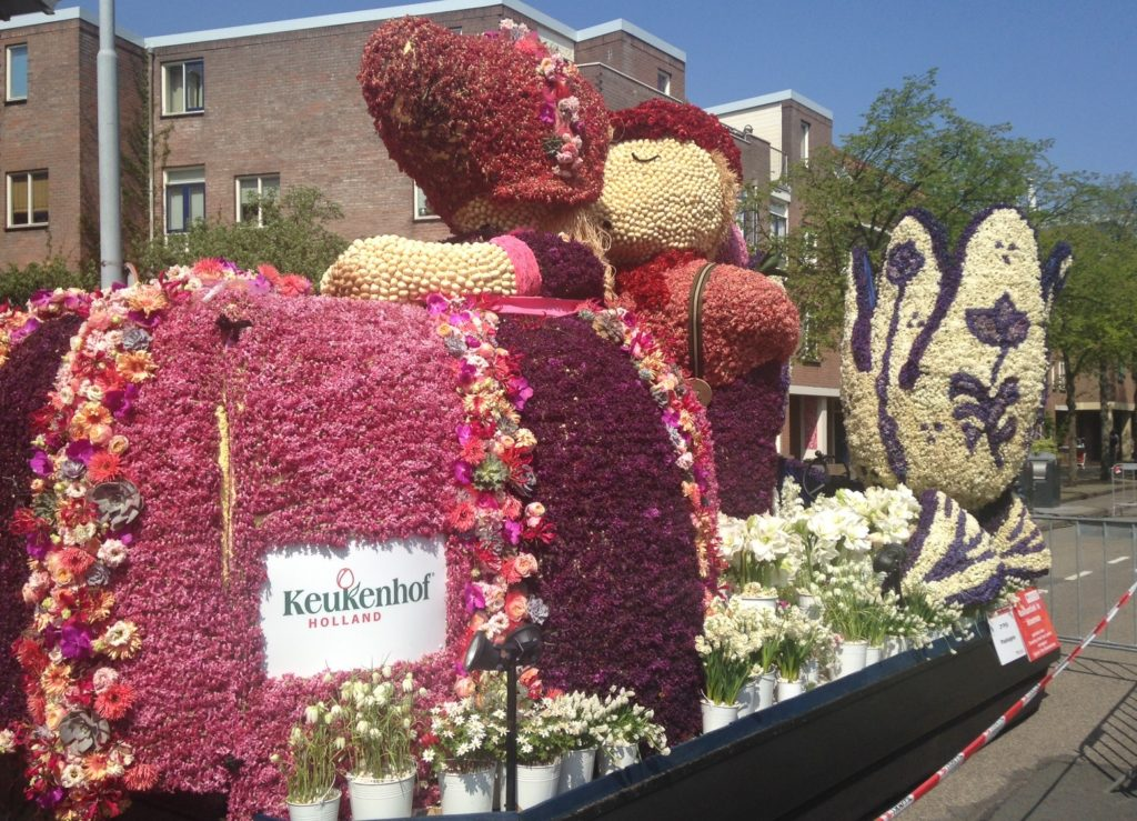 Bloemencorso Flower Parade dates: 25 - 26 April 2020