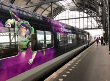From Amsterdam to Disneyland