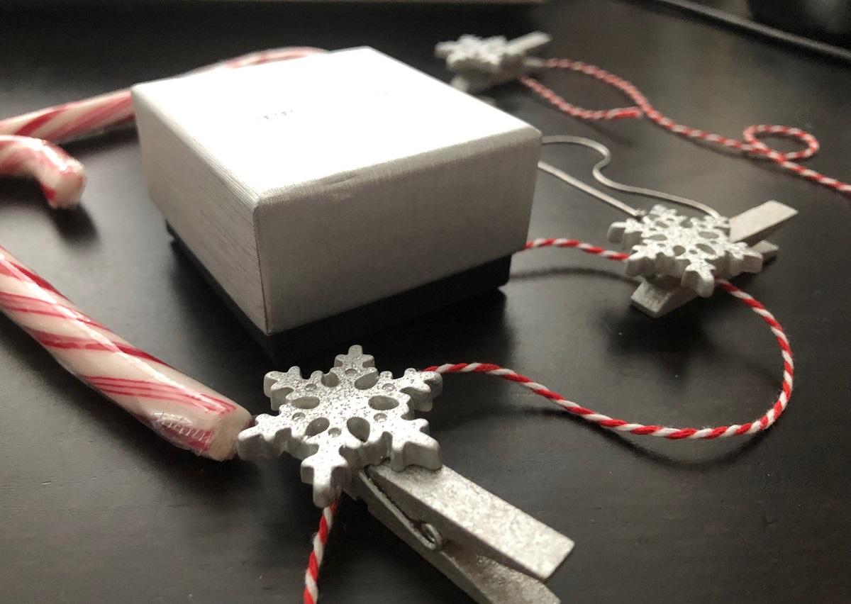 Kerstcadeau Sieraden, Christmas gift jewellery