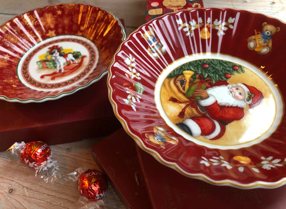 Kerstcadeau, Kerstcollectie, Villeroy & Boch Christmas collection 2020, De Bijenkorf