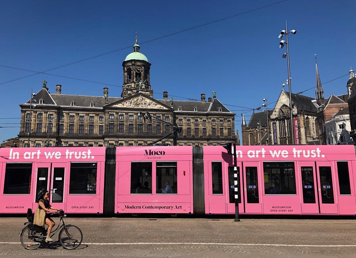 Amsterdam public transport prices 2020