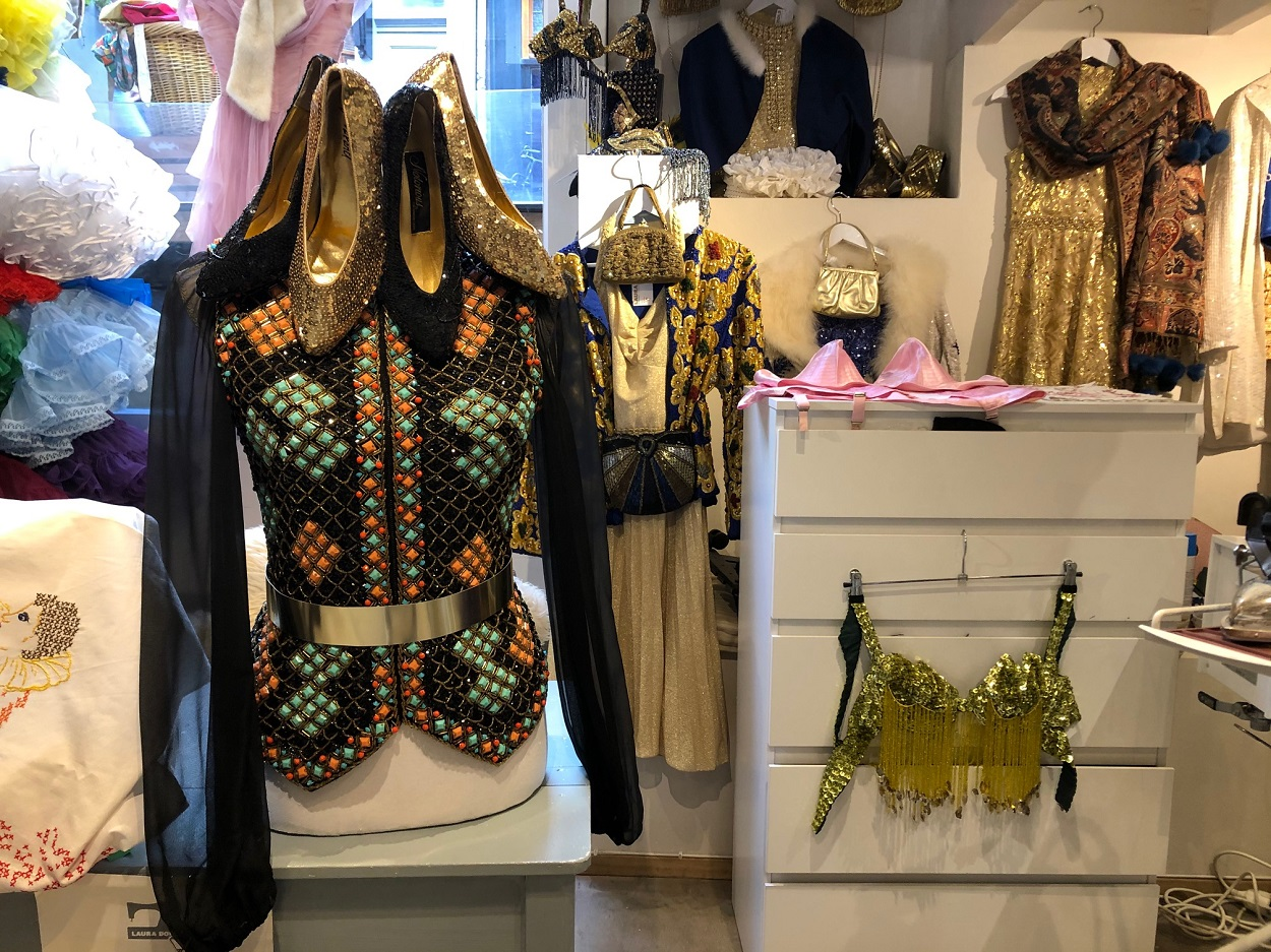 Shopping in Amsterdam, Laura Dols De Negen Straatjes Amsterdam, vintage